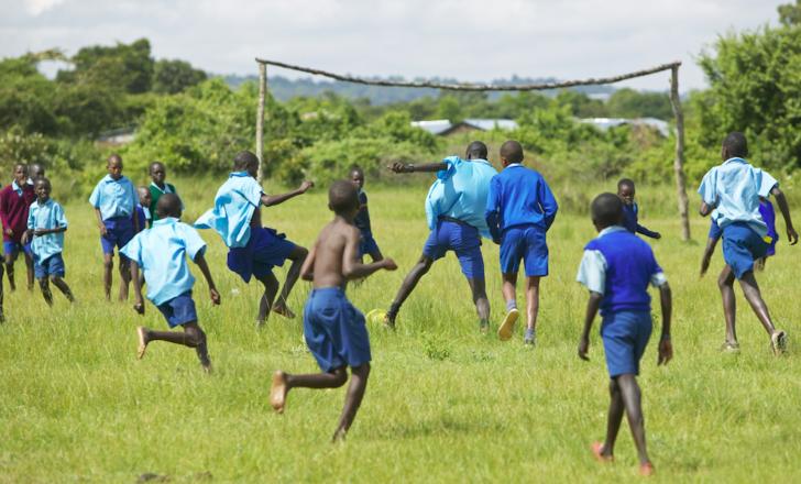 Image de l'article sur le football et la paix