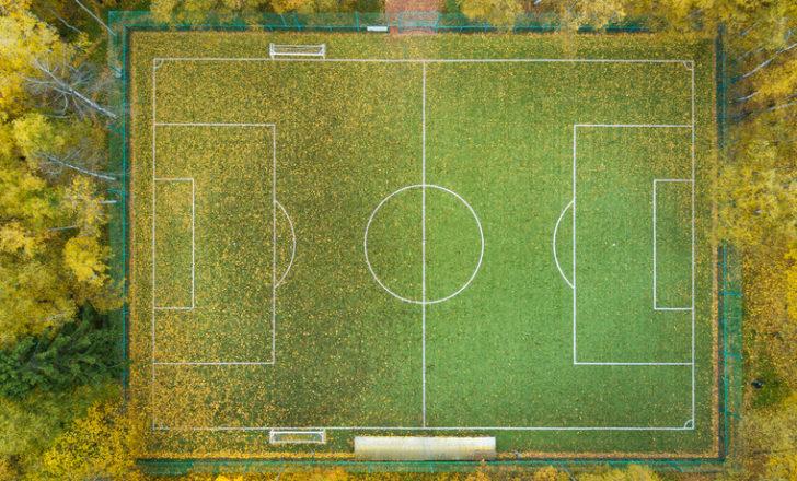 image paysage de l'article positive football sur la déforestation