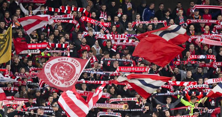 Supporters du Stade Brestois